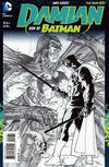 Cover Thumbnail for Damian: Son of Batman (2013 series) #1 [Andy Kubert Black & White Cover]