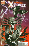 Cover Thumbnail for Uncanny X-Force (2013 series) #1 [Variant Cover by Ron Garney]