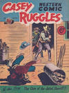 Cover for Casey Ruggles Western Comic (Donald F. Peters, 1951 series) #44