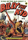 Cover for Billy the Kid Adventure Magazine (World Distributors, 1953 series) #32
