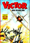 Cover for The Victor Book for Boys (D.C. Thomson, 1965 series) #1989