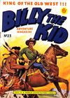 Cover for Billy the Kid Adventure Magazine (World Distributors, 1953 series) #23