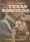 Cover for Jace Pearson of the Texas Rangers (World Distributors, 1953 series) #20