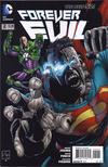 "Cover for Forever Evil (DC, 2013 series) #2 [Ethan Van Sciver ""Bizarro & Lex Luthor"" Cover]"