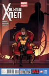 Cover for All-New X-Men (Marvel, 2013 series) #6 [2nd Printing]