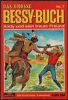 Cover for Bessy Buch (Bastei Verlag, 1970 ? series) #7