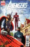 Cover for Avengers Assemble (Marvel, 2012 series) #2