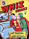 Cover for Whiz Comics (L. Miller & Son, 1950 series) #89