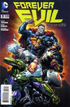Cover for Forever Evil (DC, 2013 series) #3