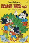 Cover for Donald Duck & Co (Hjemmet / Egmont, 1948 series) #49/1980