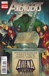 Cover for Avengers Assemble (Marvel, 2012 series) #1