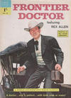 Cover for A Movie Classic (World Distributors, 1956 ? series) #44 - Frontier Doctor