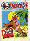 Cover for O Faísca (Sociedade Editora A.L.M.A., Ltd.ª, 1943 series) #21