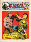 Cover for O Faísca (Sociedade Editora A.L.M.A., Ltd.ª, 1943 series) #26