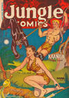 Cover for Jungle Comics (H. John Edwards, 1950 ? series) #11