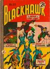Cover for Blackhawk (K. G. Murray, 1959 series) #22