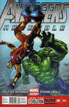 Cover for Avengers Assemble (Marvel, 2012 series) #11 [Newsstand Edition]