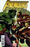 Cover Thumbnail for Avengers Assemble (2012 series) #11 [Stephane Perger Cover]