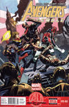 Cover Thumbnail for Avengers Assemble (2012 series) #15 [Newsstand Edition]