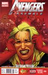 Cover Thumbnail for Avengers Assemble (2012 series) #16 [Newsstand Edition]