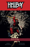 Cover for Hellboy (Cross Cult, 2002 series) #12