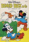 Cover for Donald Duck & Co (Hjemmet / Egmont, 1948 series) #6/1981