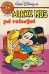 Cover Thumbnail for Donald Pocket (1968 series) #36 - Mikke Mus på reisefot [1. opplag]