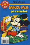 Cover Thumbnail for Donald Pocket (1968 series) #36 - Mikke Mus på reisefot [4. opplag]