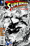 Cover Thumbnail for Superman Unchained (2013 series) #1 [Jim Lee / Scott Williams Black & White Cover]