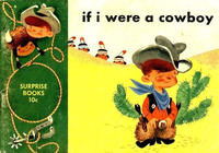 Cover Thumbnail for If I Were a Cowboy (Dell, 1950 series)