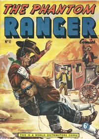 Cover Thumbnail for The Phantom Ranger (World Distributors, 1955 series) #11