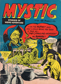 Cover Thumbnail for Mystic (L. Miller & Son, 1960 series) #62