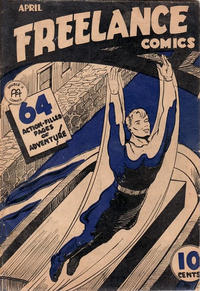 Cover Thumbnail for Freelance Comics (Anglo-American Publishing Company Limited, 1941 series) #v1#7