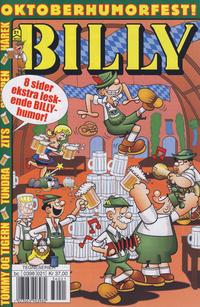 Cover Thumbnail for Billy (Hjemmet / Egmont, 1998 series) #21/2013