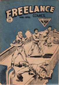 Cover Thumbnail for Freelance Comics (Anglo-American Publishing Company Limited, 1941 series) #v2#1