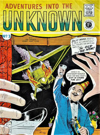 Cover Thumbnail for Adventures into the Unknown (Arnold Book Company, 1950 ? series) #3