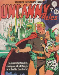 Cover Thumbnail for Uncanny Tales (Alan Class, 1963 series) #95
