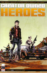 Cover Thumbnail for Creator-Owned Heroes (Image, 2012 series) #1 [Cover C]