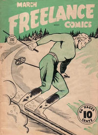 Cover Thumbnail for Freelance Comics (Anglo-American Publishing Company Limited, 1941 series) #v1#6