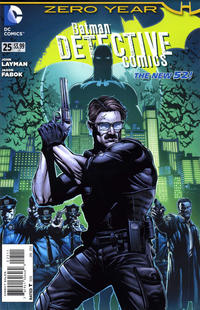 Cover Thumbnail for Detective Comics (DC, 2011 series) #25 [Direct Sales]