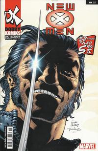 Cover Thumbnail for Dobry komiks (Axel Springer Polska, 2004 series) #15/2004