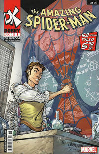 Cover Thumbnail for Dobry komiks (Axel Springer Polska, 2004 series) #18/2004