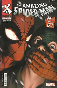 Cover Thumbnail for Dobry komiks (Axel Springer Polska, 2004 series) #5/2005