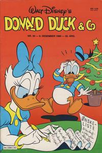 Cover Thumbnail for Donald Duck & Co (Hjemmet / Egmont, 1948 series) #50/1980