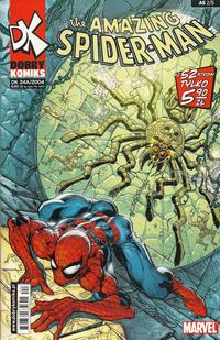 Cover Thumbnail for Dobry komiks (Axel Springer Polska, 2004 series) #24A/2004