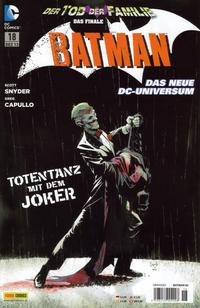 Cover Thumbnail for Batman (Panini Deutschland, 2012 series) #18 (83)