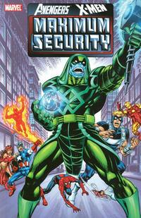 Cover Thumbnail for Avengers / X-Men: Maximum Security (Marvel, 2010 series)