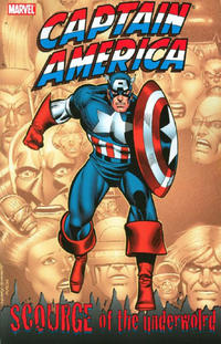 Cover Thumbnail for Captain America: Scourge of the Underworld (Marvel, 2011 series)