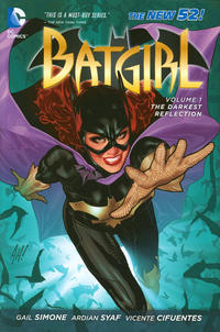 Cover Thumbnail for Batgirl (DC, 2012 series) #1 - The Darkest Reflection