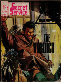 Cover Thumbnail for Secret Service Picture Library (MV Features, 1965 series) #22